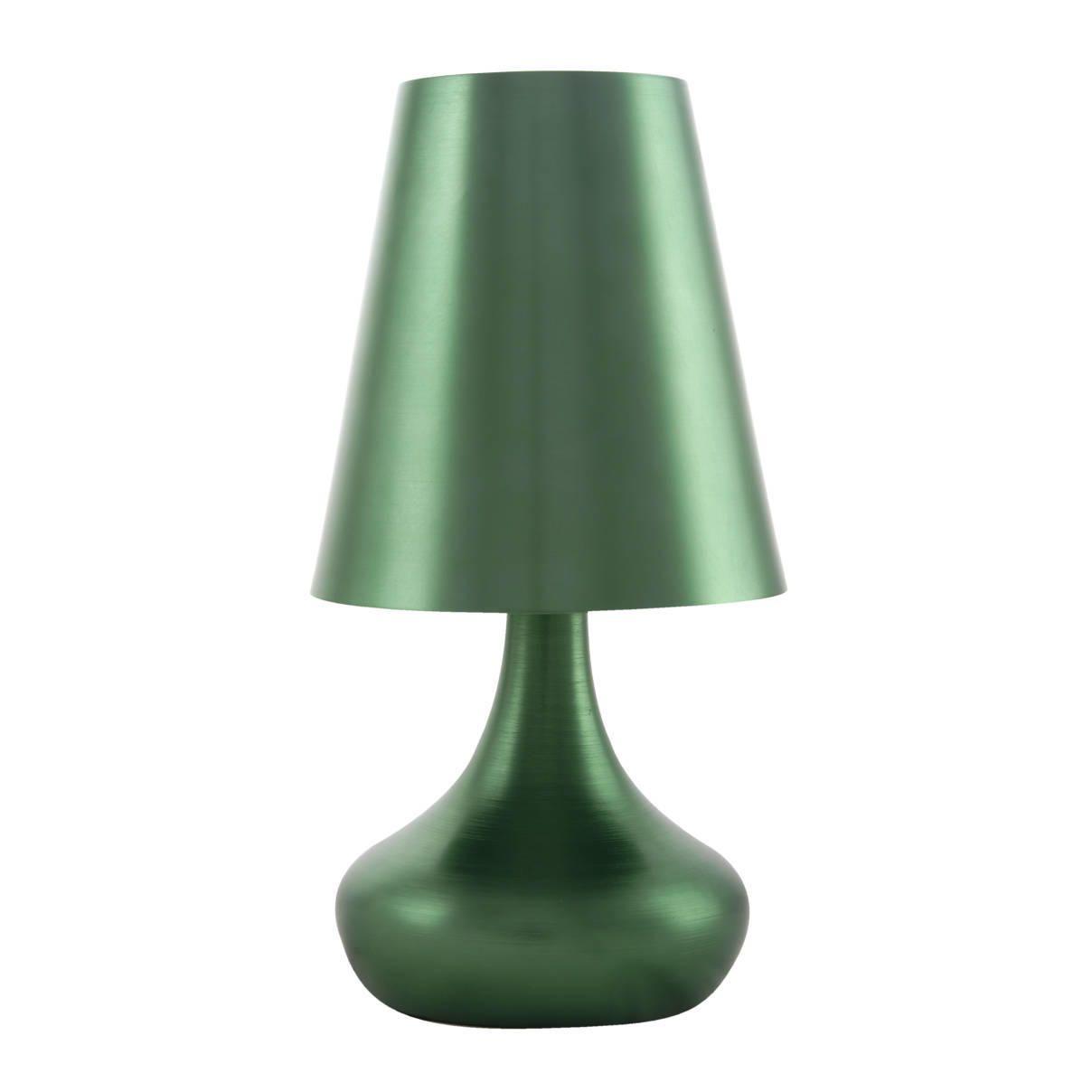 Zany Green Aluminium Table Lamp