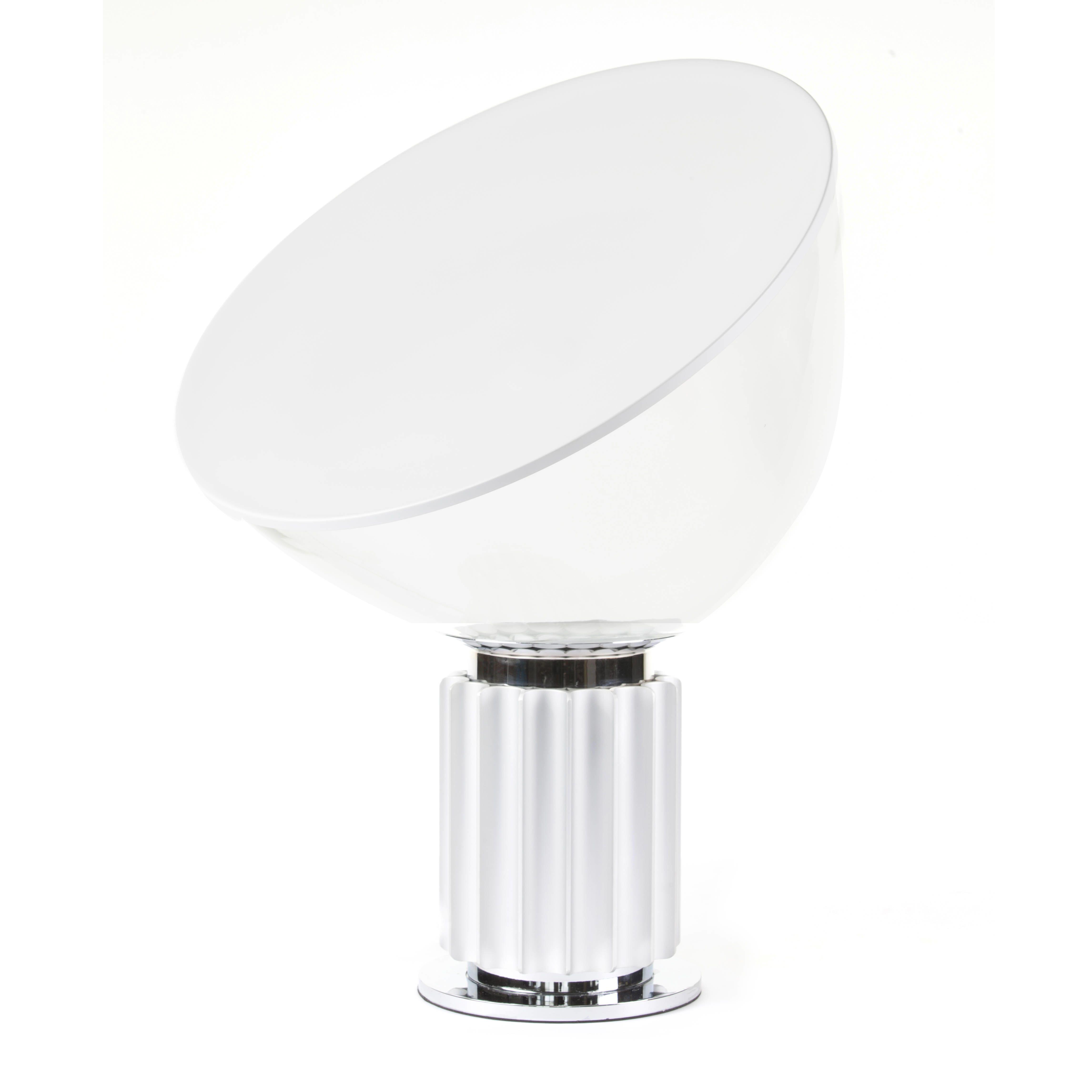 Replica Circa 1962 Silver Table Lamp