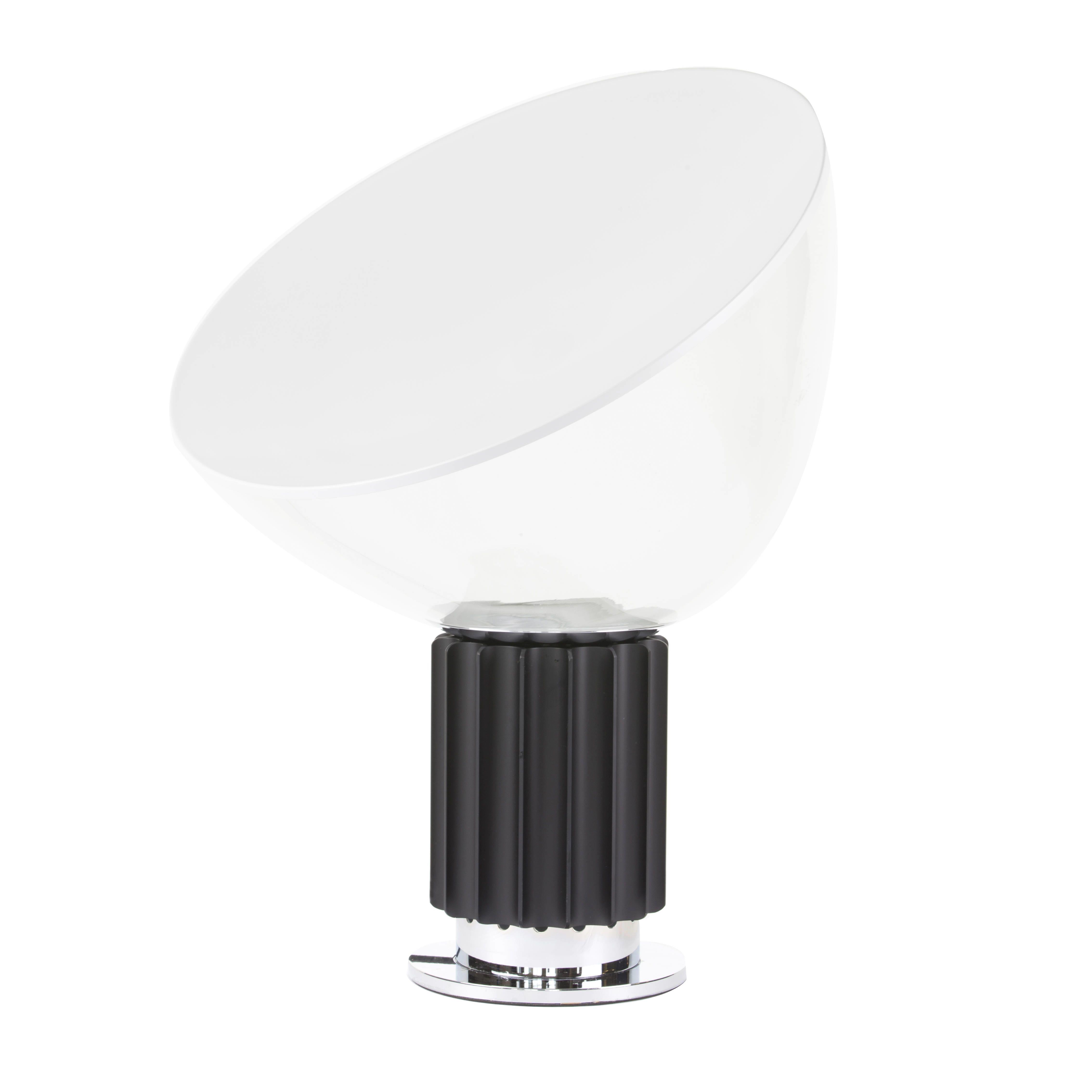 Replica Circa 1962 Black Table Lamp