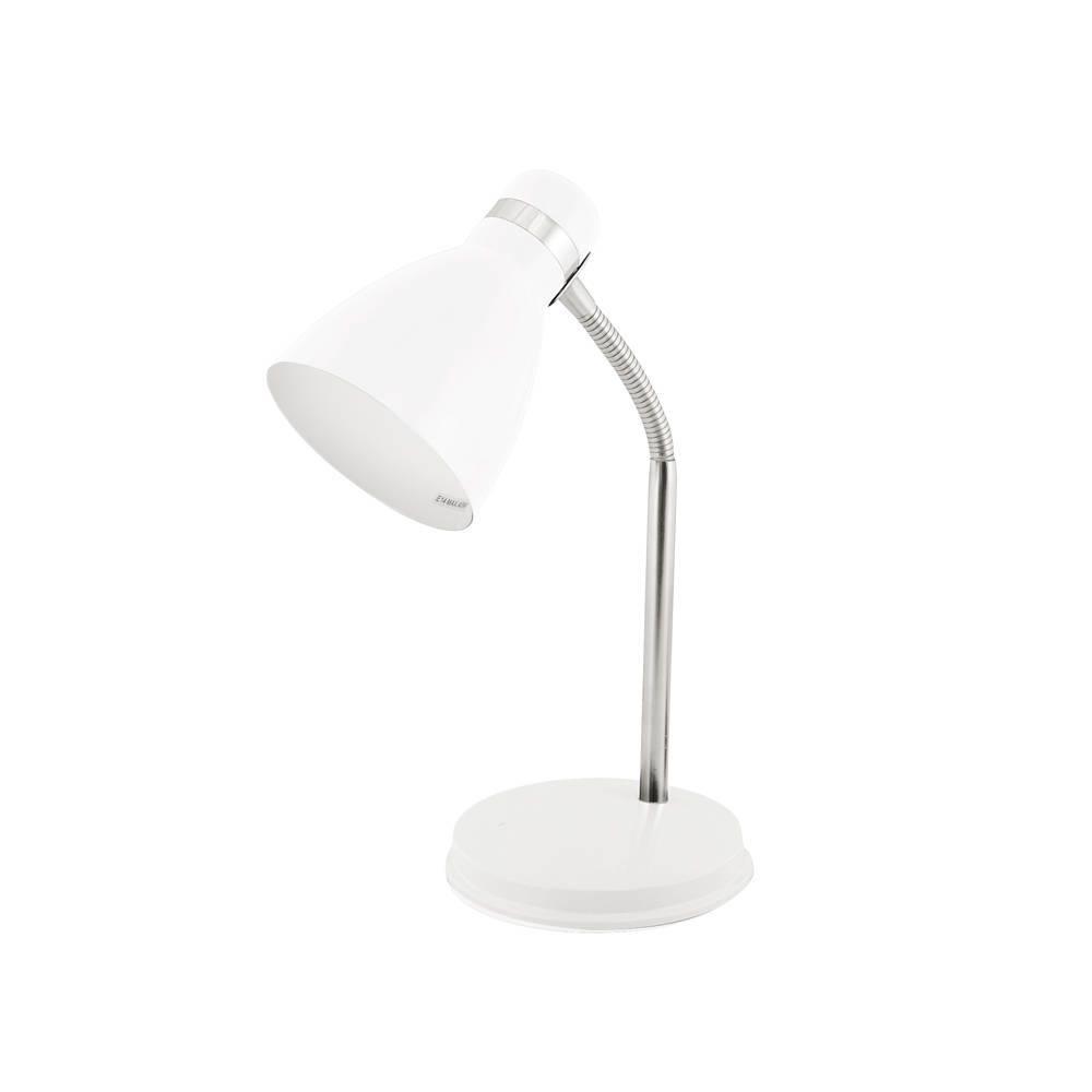 White Observer Hobby Desk Task Lamp