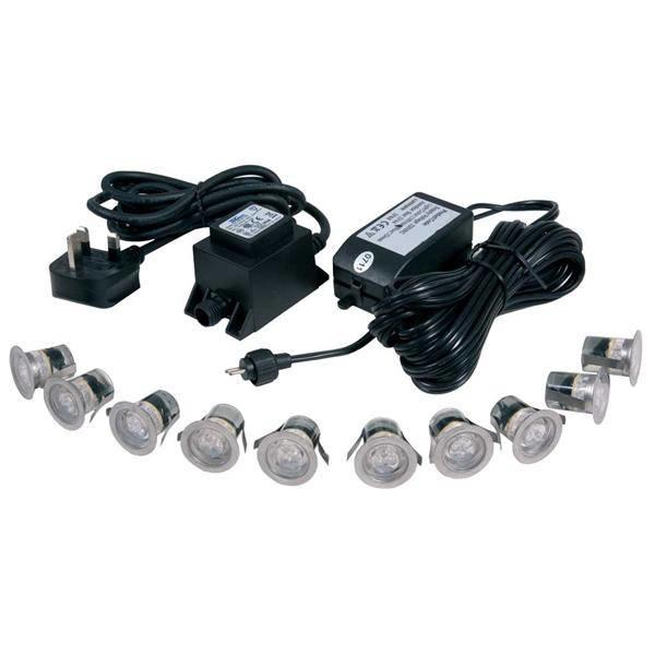 buy cheap led plinth lights compare lighting prices for best uk