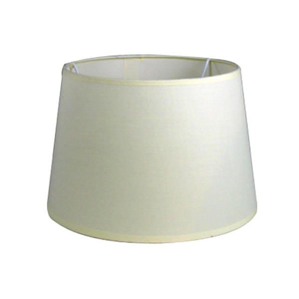 drum lamp shade 25cm this simple and stylish cream drum lamp shade. Black Bedroom Furniture Sets. Home Design Ideas
