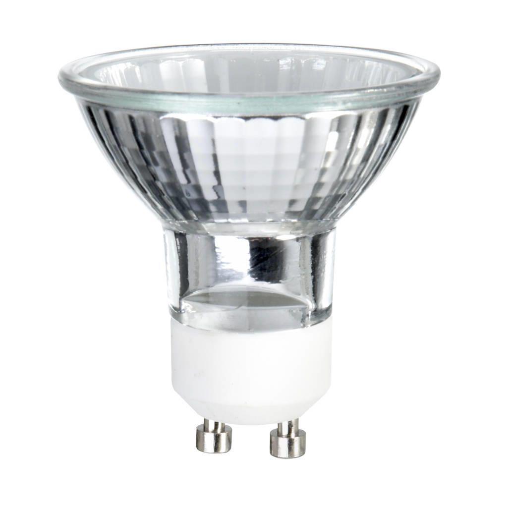 50 Watt Gu10 Halogen Light Bulb Clear From Litecraft