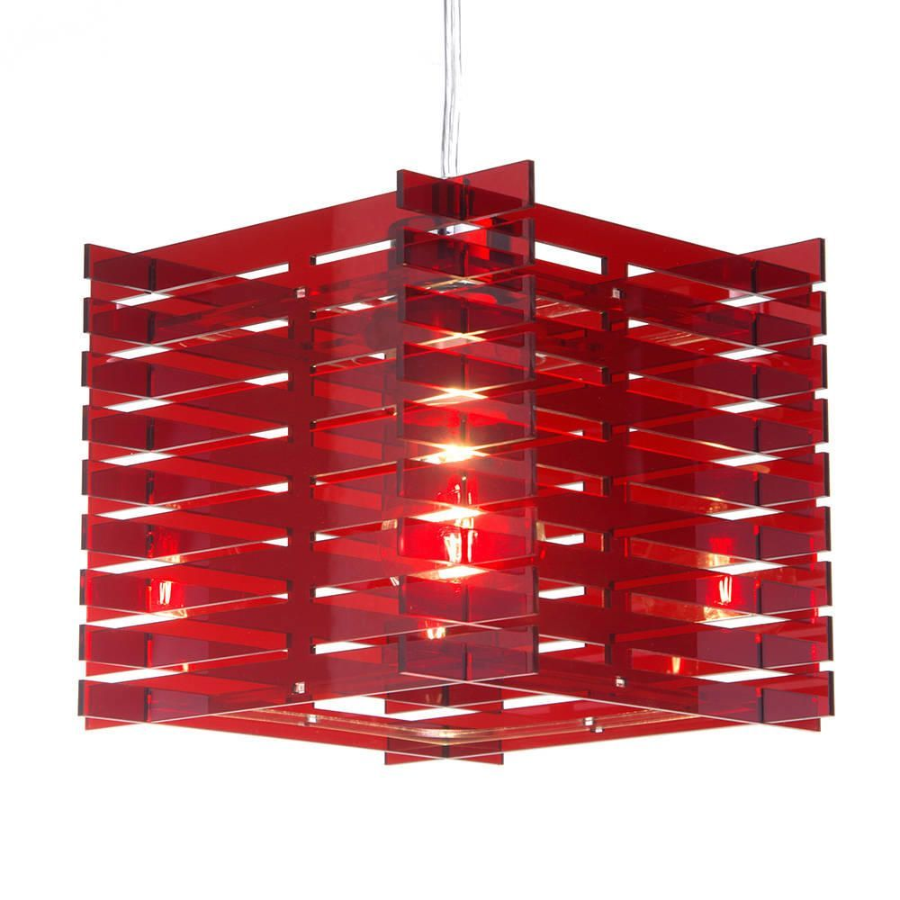 red pendant light shop for cheap lighting and save online