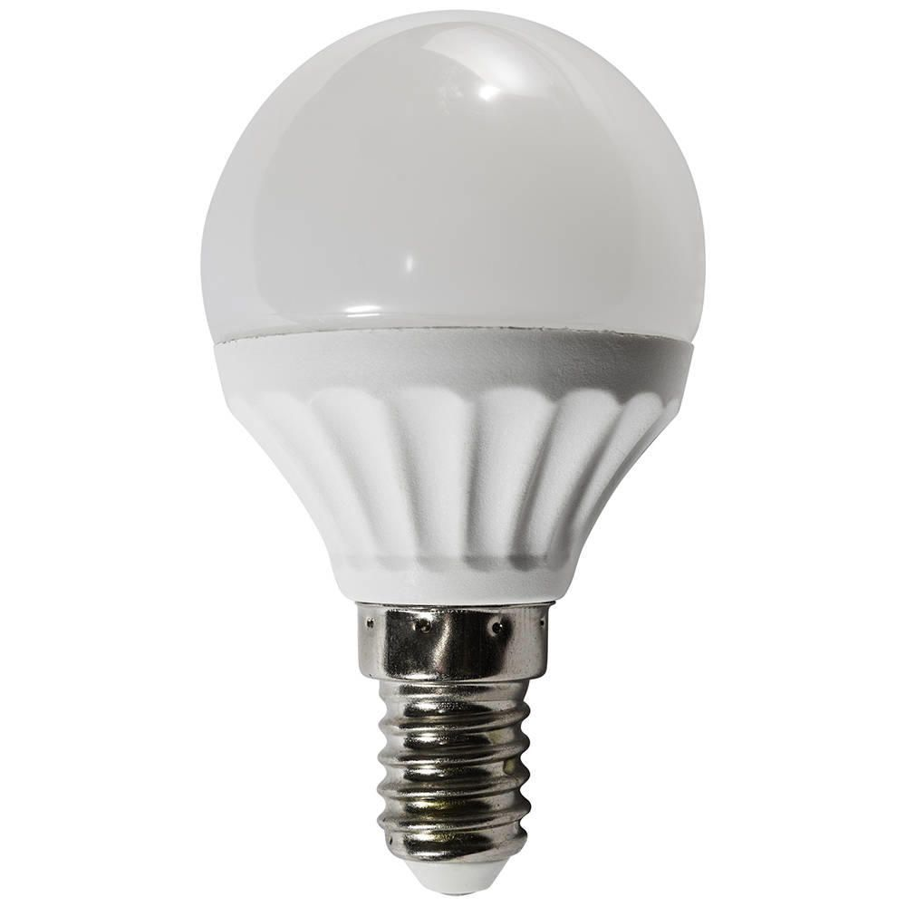 e14 4 watt led small edison screw golf light bulb warm white. Black Bedroom Furniture Sets. Home Design Ideas