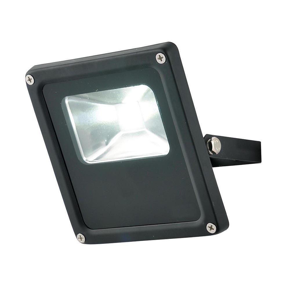 Cordelia Small 1 Light Outdoor LED Slim Flood Light Black