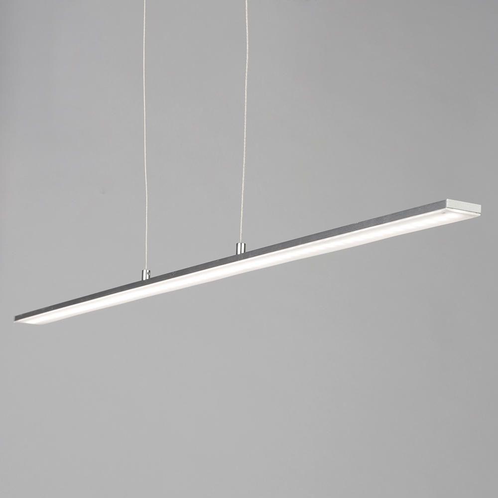 Profile One Light Ceiling Pendant Chrome From Litecraft