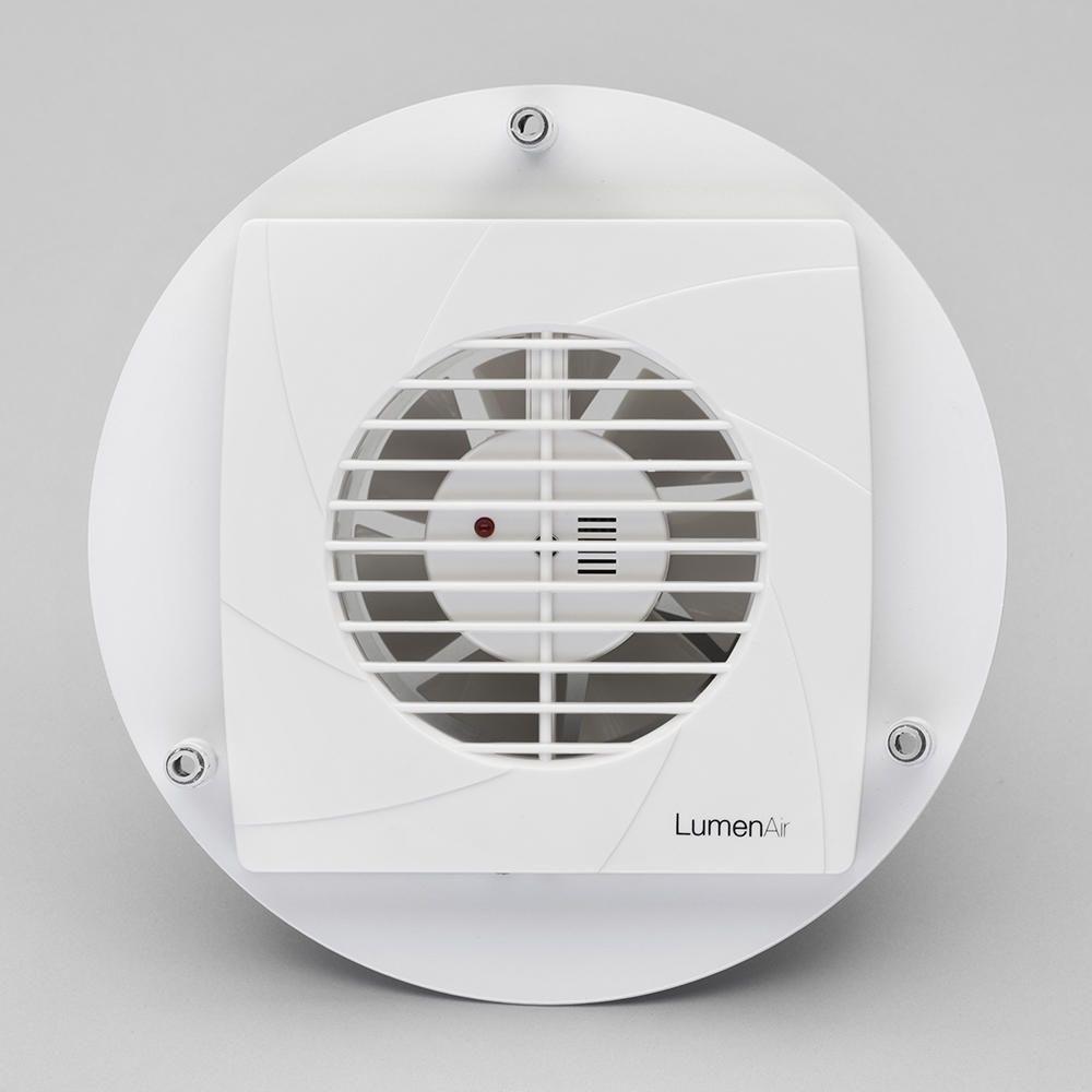 5 light bathroom ceiling spotlight w extractor fan chrome for Bathroom extractor fan