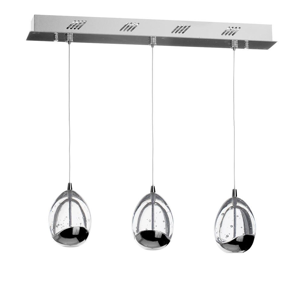 Tegg Pendant Ceiling 3 Light LED Cluster Bar