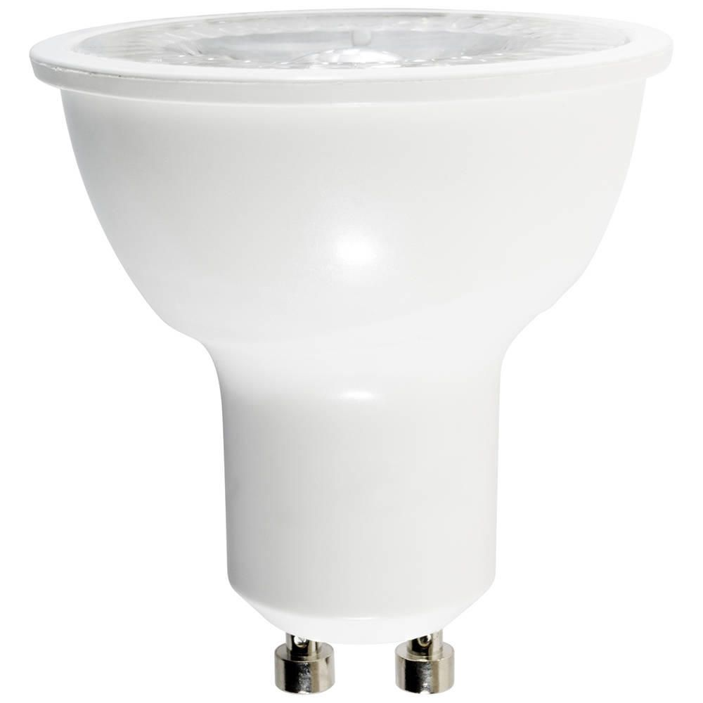 5 7 watt led gu10 light bulb cool white from litecraft. Black Bedroom Furniture Sets. Home Design Ideas