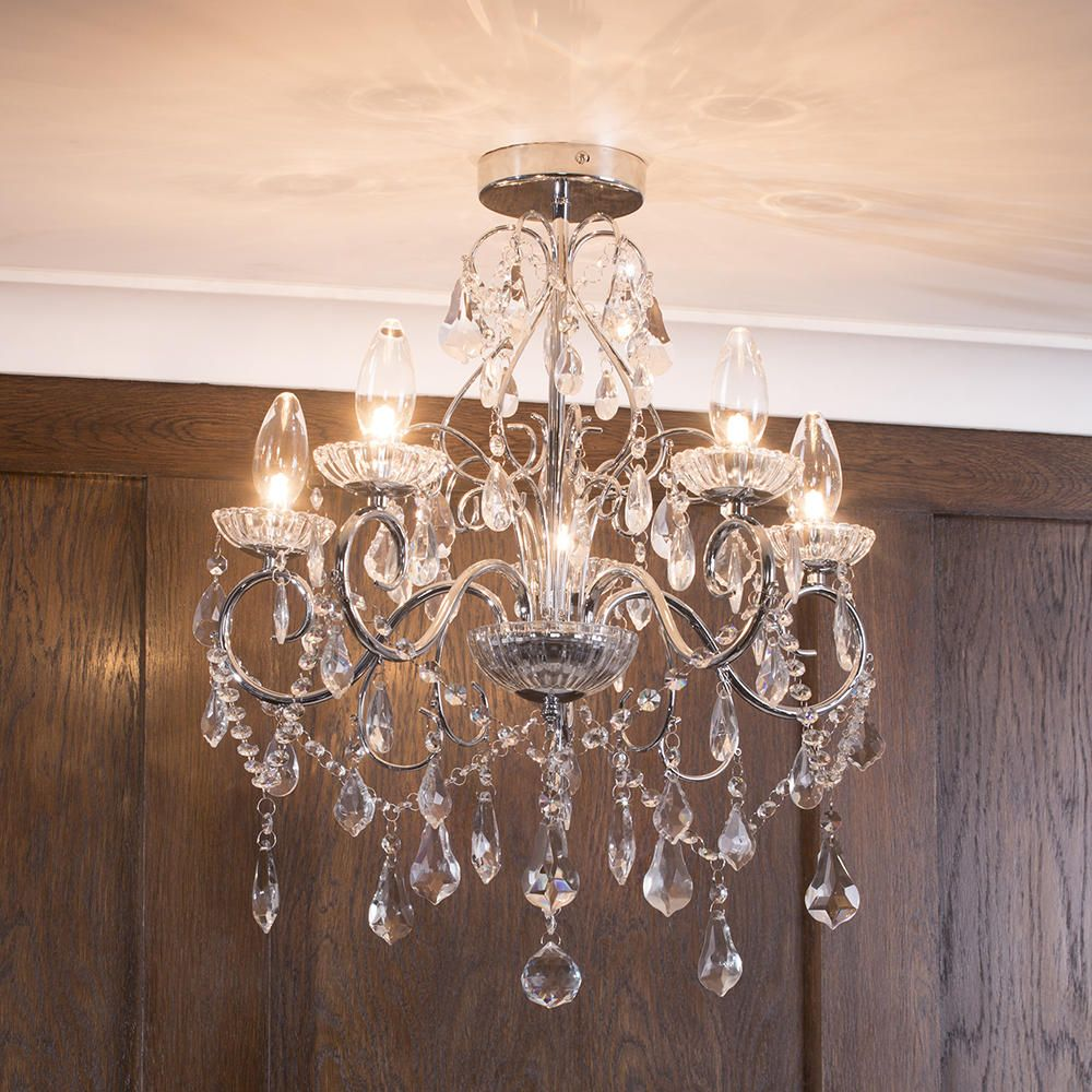 Crystal Floor Lamp Ebay