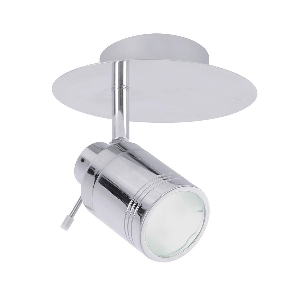 Hugo Bathroom Ceiling Spotlight - Single