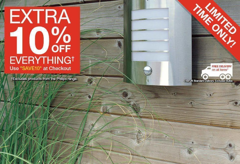 Extra 10% Off Everything! Excludes Philips Products. Use SALE10 at Checkout.