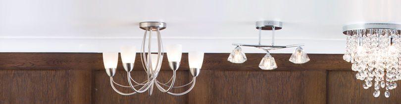 Flush & Semi Flush Lights