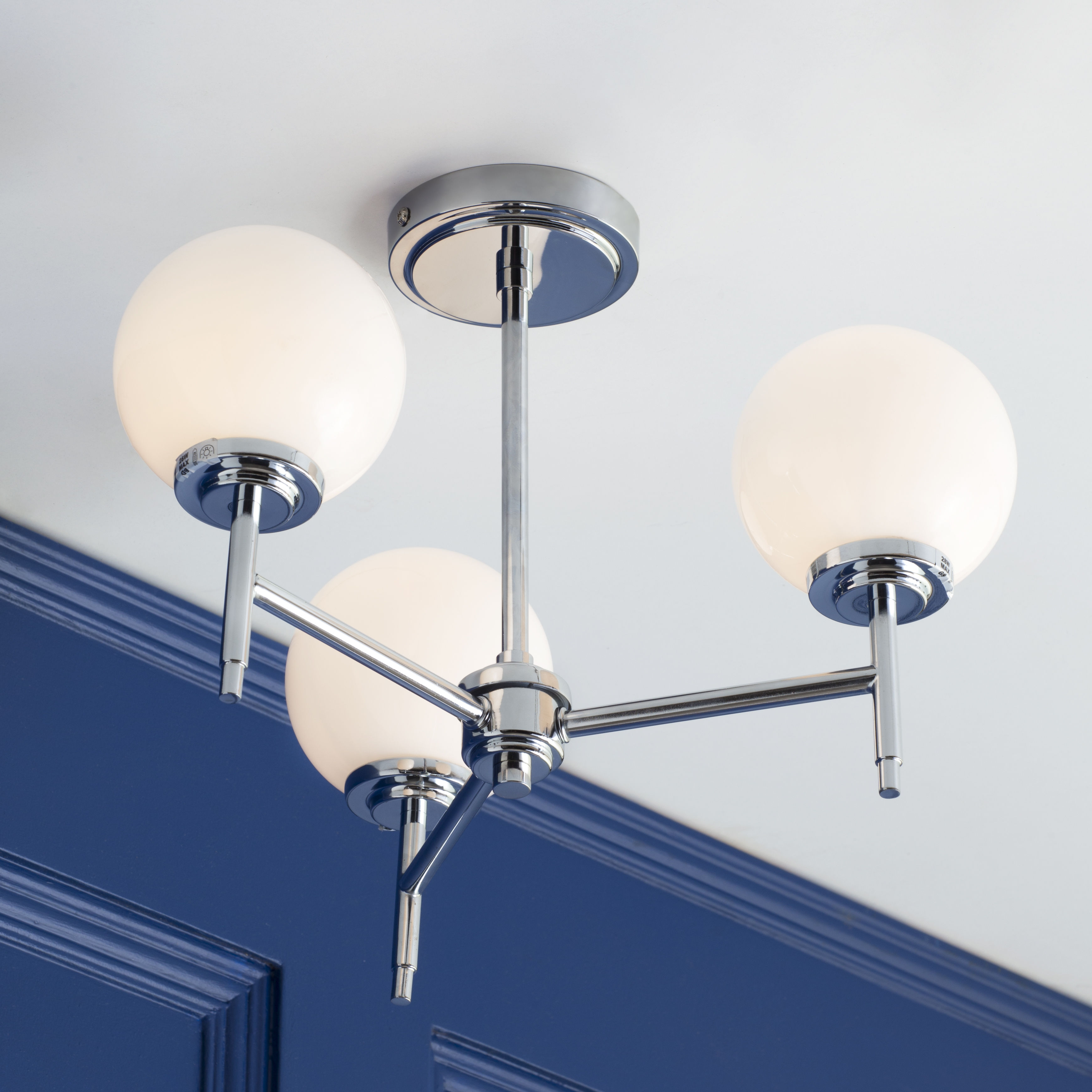 Semi Flush Lights