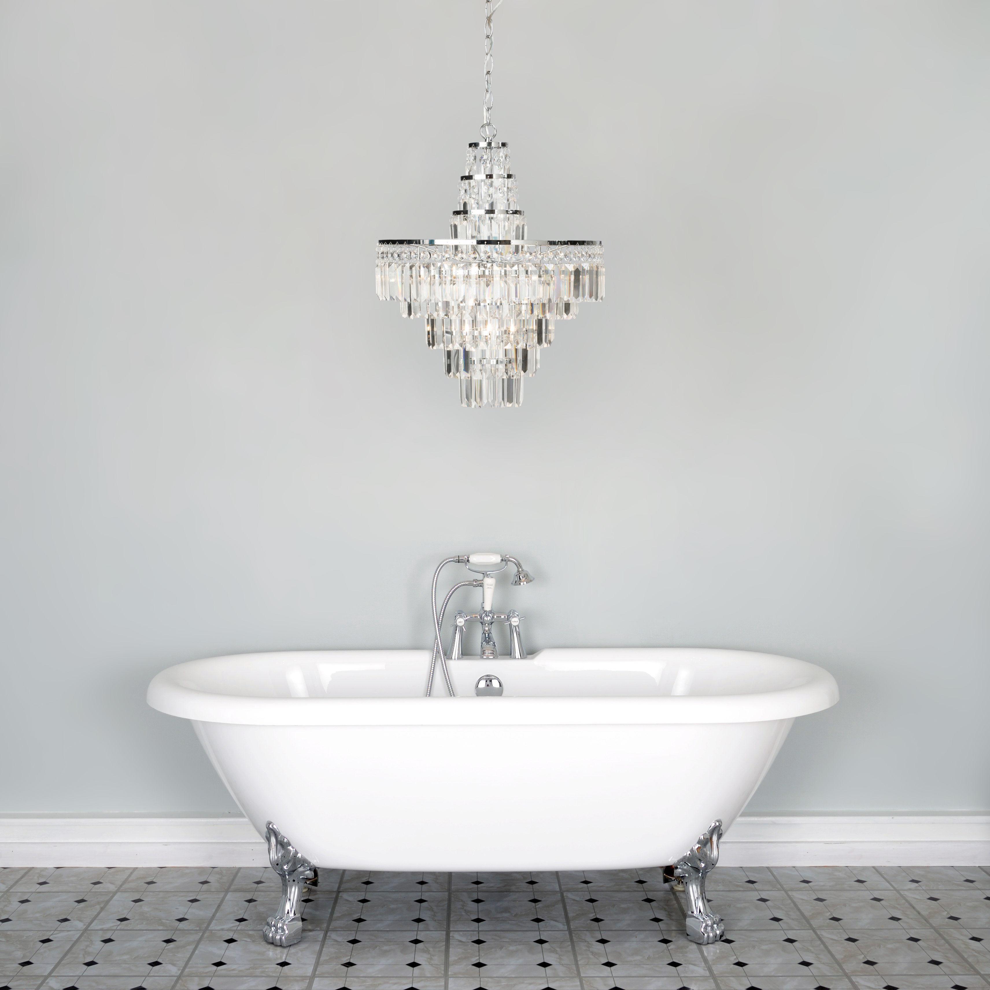 All Bathroom Lighting