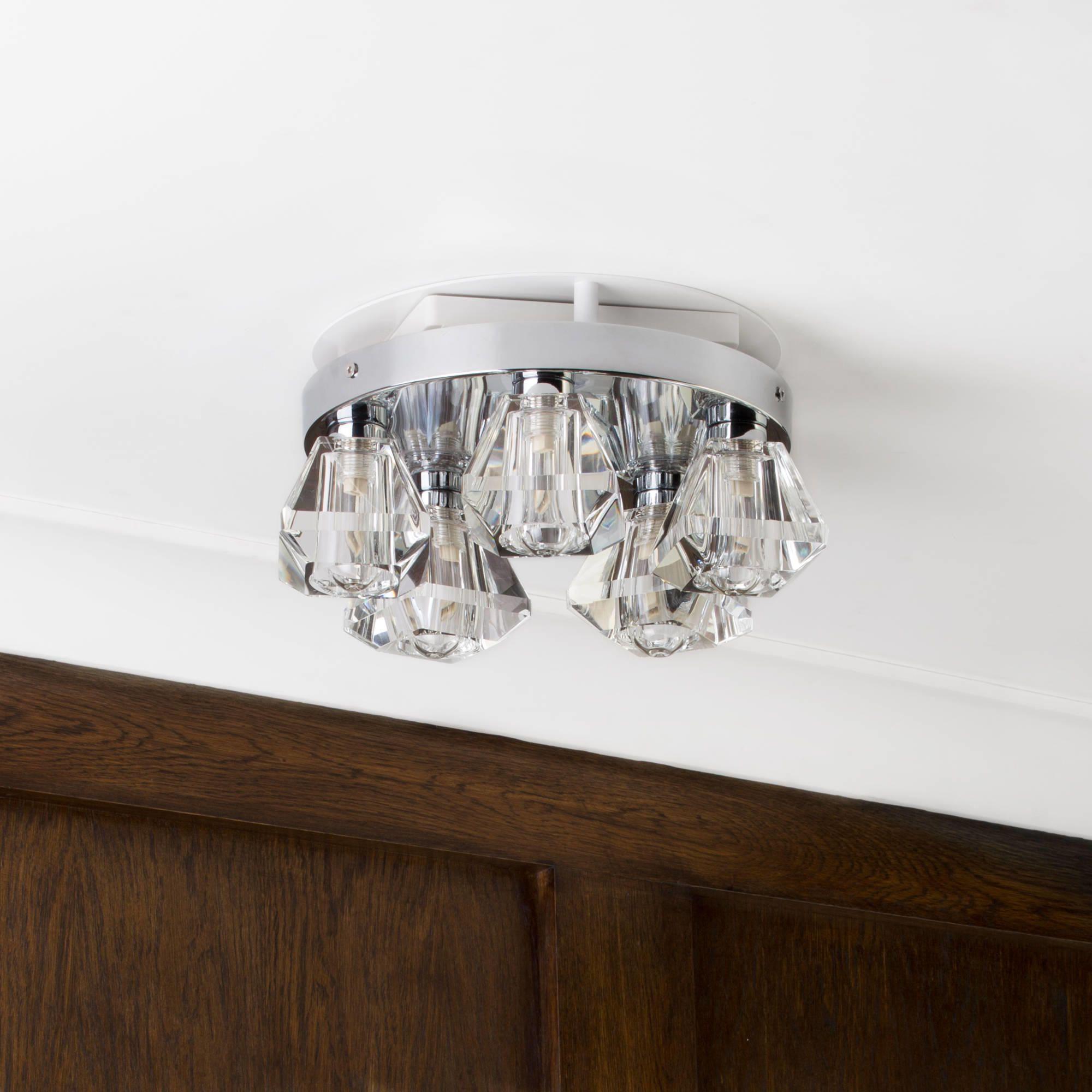 Bathroom Extractor Fan Lights