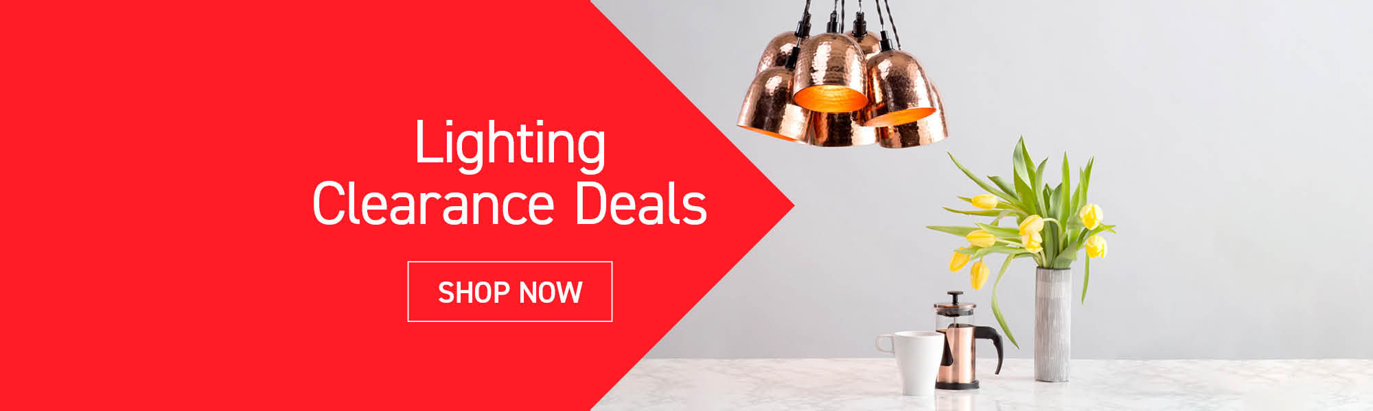 Lighting Clearance Deals