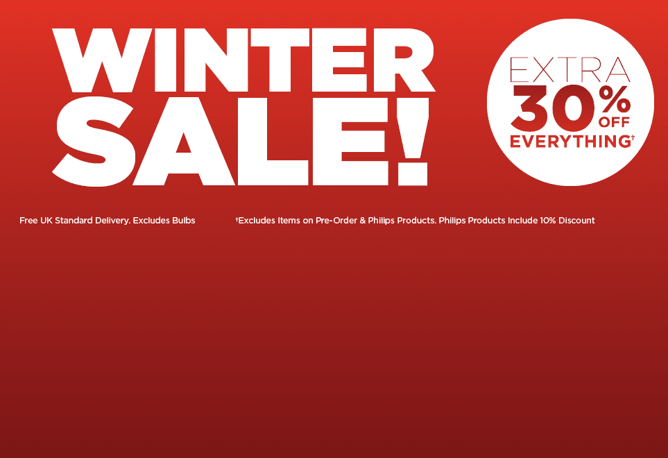 WINTER SALE - EXTRA 30% OFF EVERYTHING - Online & In-Store