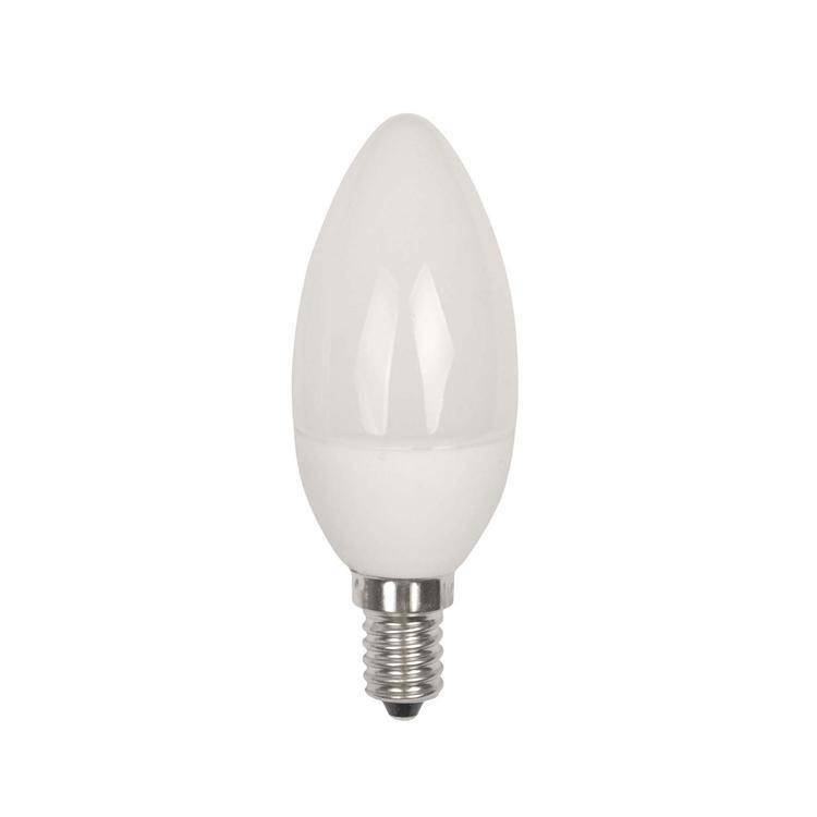 2.5 Watt LED Candle Light Bulb SES E14 Small Edison Screw  White