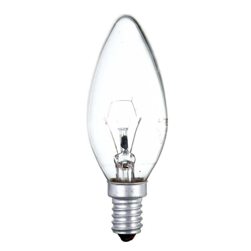 60 Watt SES E14 Small Edison Screw Candle Light Bulb ClearThis 60 watt light bulb has an E14 base to fit in any Small Edison Screw light fitting. The