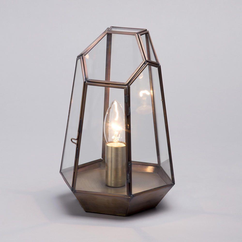 Geometric Design Eye Catching Lamp