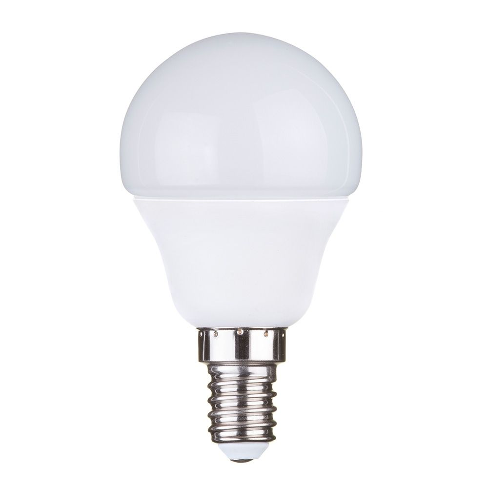 4 watt e14 small edison screw led globe light bulb warm white from litecraft. Black Bedroom Furniture Sets. Home Design Ideas