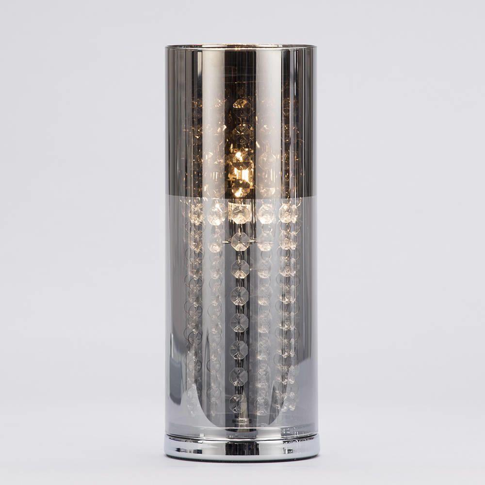 Glass Tube Table Lamp Light