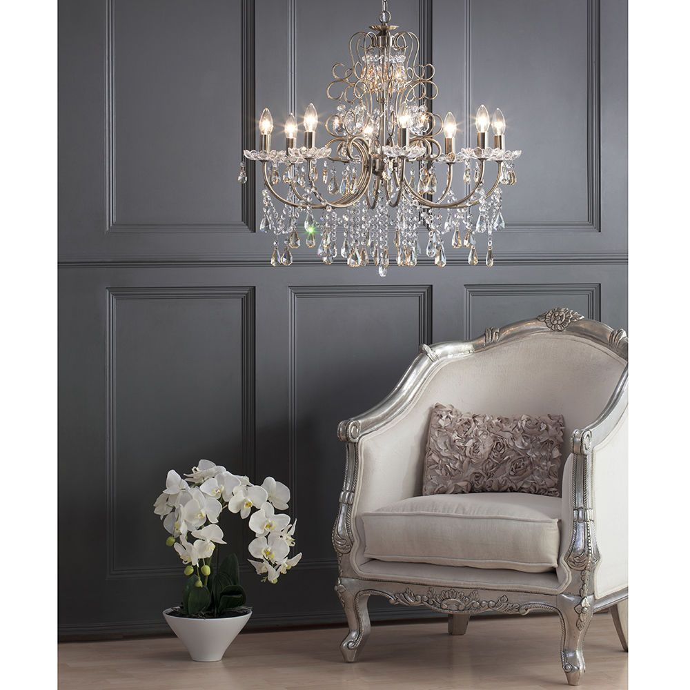 glam lighting. Madonna Matching Lights Available Chandelier Ceiling Elegant Glam Orchid Living Room Lighting C