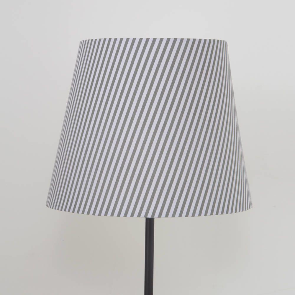 Traditional Style Striped Table Lamp Shade