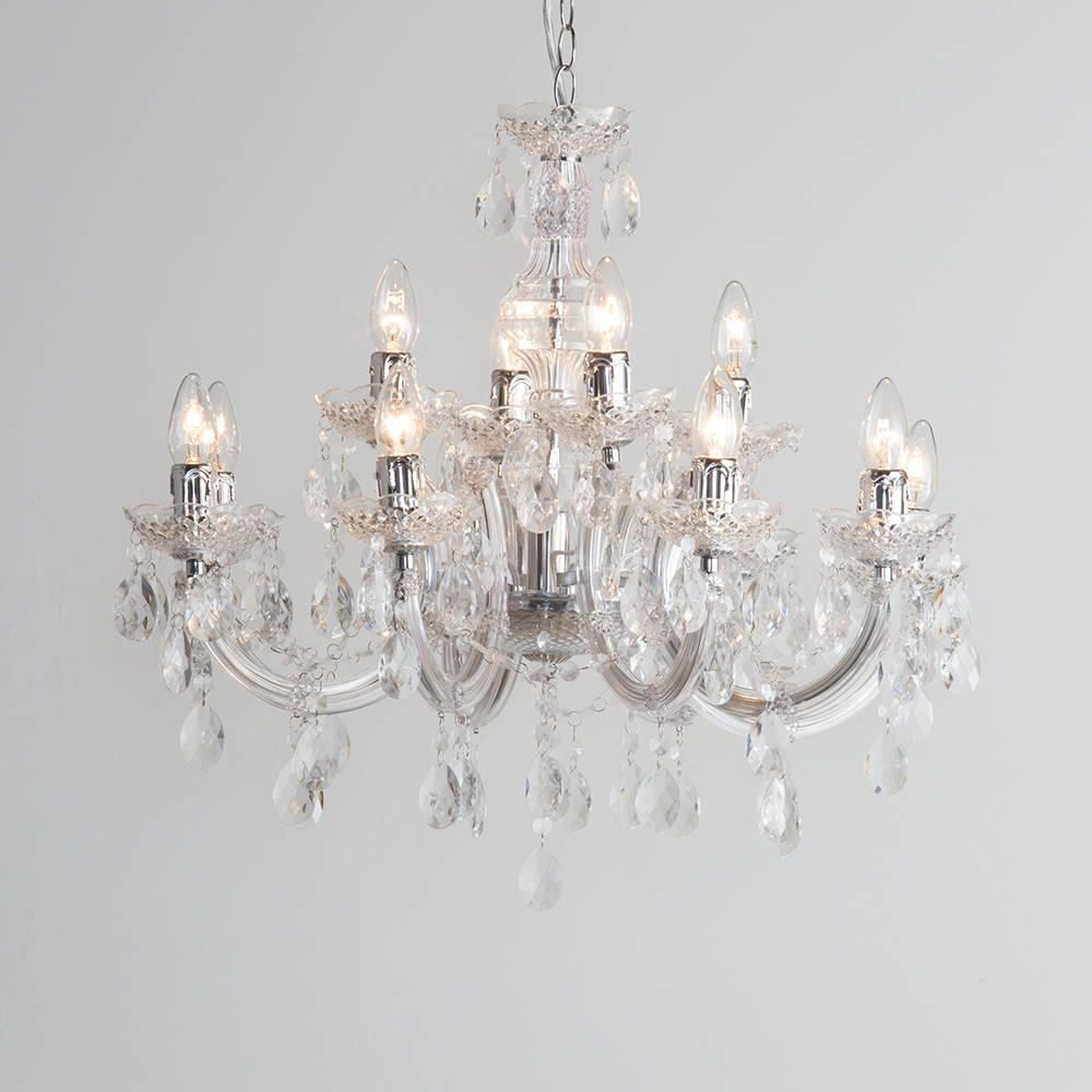large litecraft from chandelier marie lighting gold therese dual chandeliers decorative decor light mount ceiling
