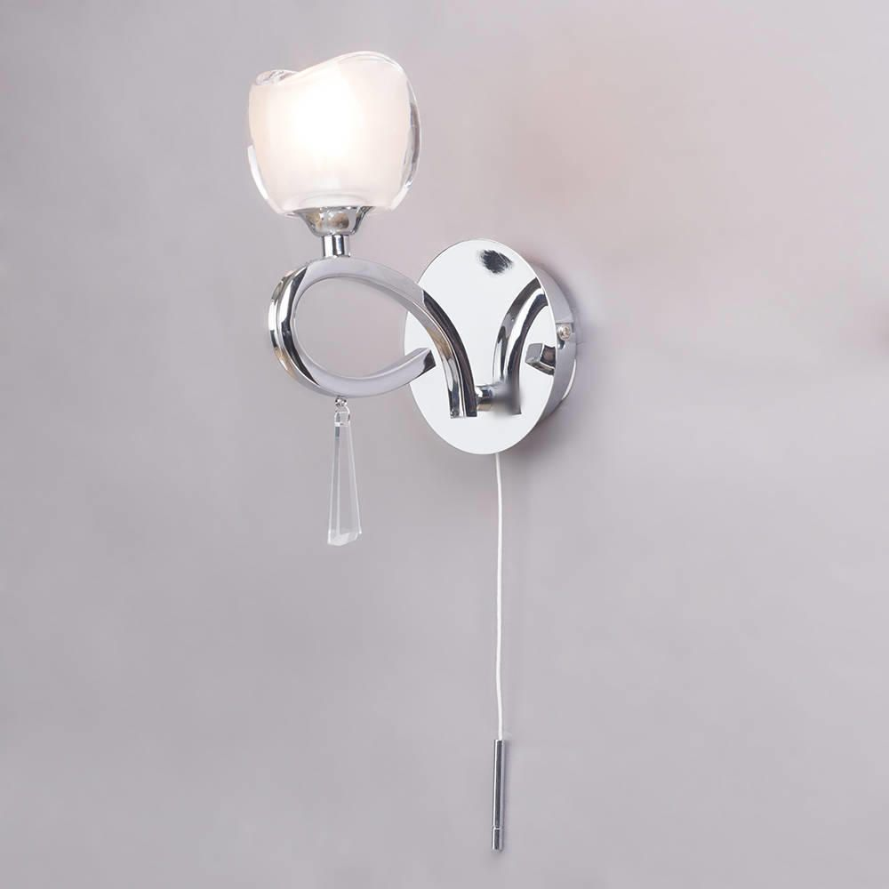 Bathroom wall lights with pull cord - Indoor Lighting Interior Design Wall Lights