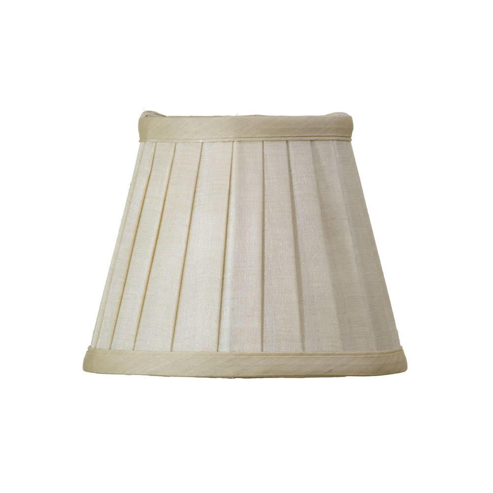 Pleated 5 5 Inch Candle Shade Gold From Litecraft