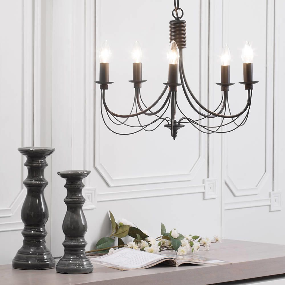 black chandelier lighting photo 5. C01lc2131 Elegant Gothic Black Chandelier Prefect Finishing Touch Luxurious Boudoir Lighting Photo 5