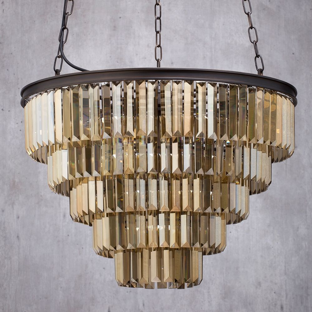 Industrial Style Chandeliers For Luxury Interiors