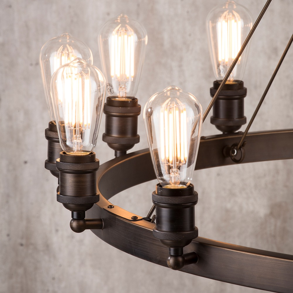 lantern ceiling retro sellack light style lights industrial glass lighting clear g