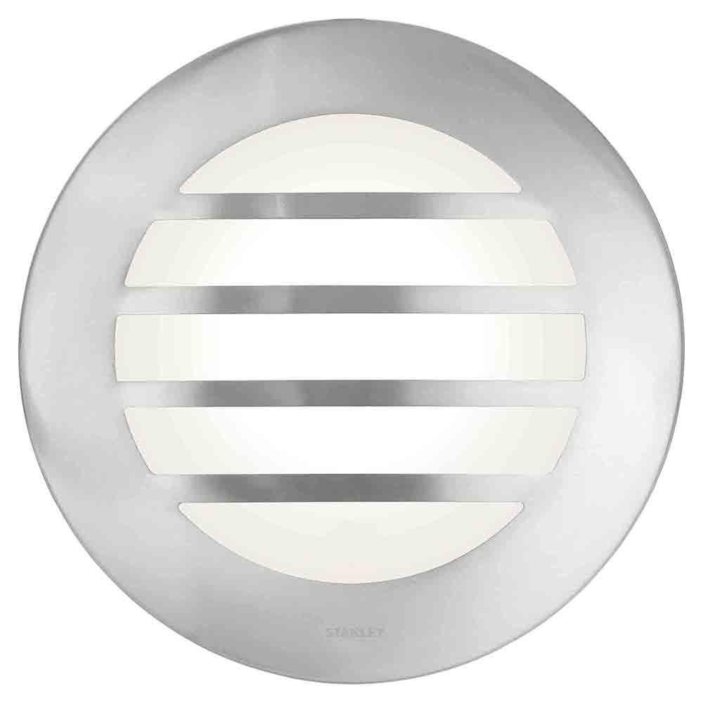 Stanley tahoe ip44 circular wall or ceiling light litecraft