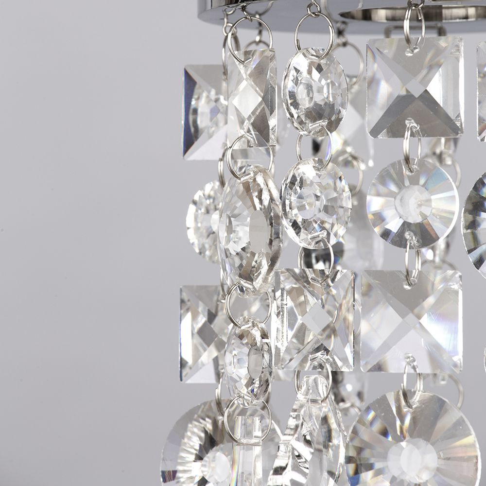 Marquis by waterford bresna led crystal recessed ceiling light marquis by waterford crystal lights arubaitofo Gallery