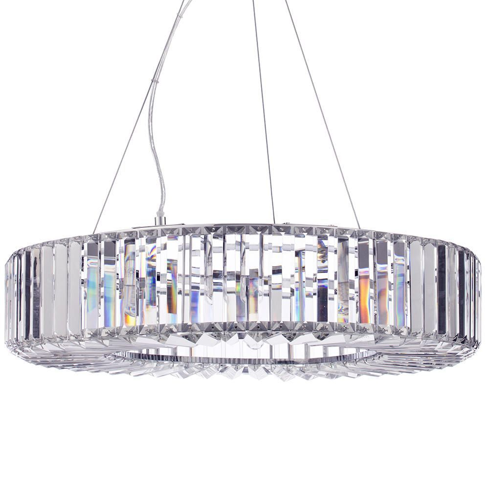 Marquis by waterford foyle led 8 light bathroom ceiling pendant fastfree delivery arubaitofo Gallery