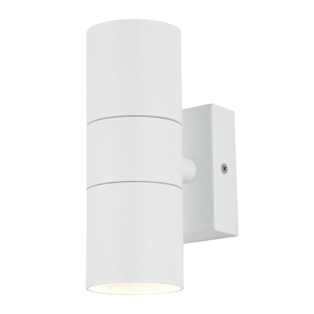 Kenn Up Down Light Outdoor Wall Light White