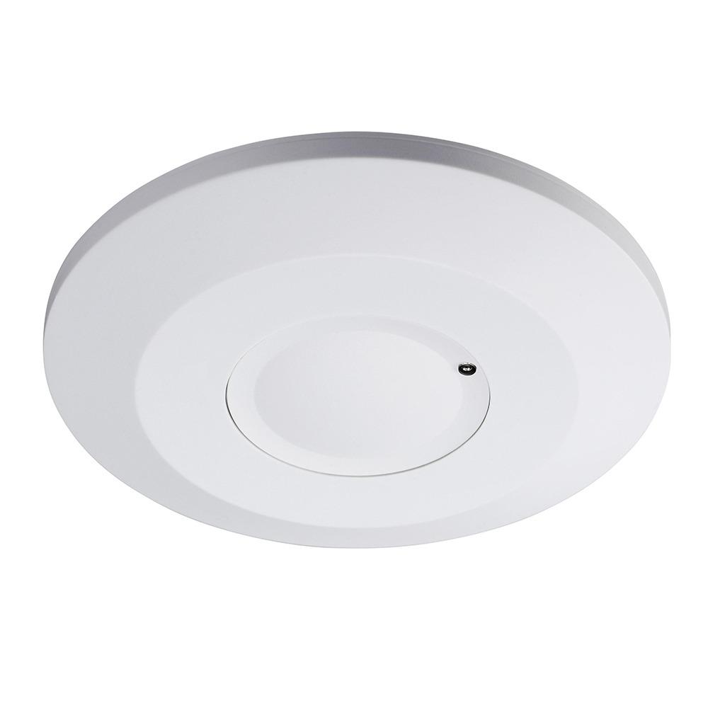 Microwave Circular Low Profile Sensor - White | Litecraft