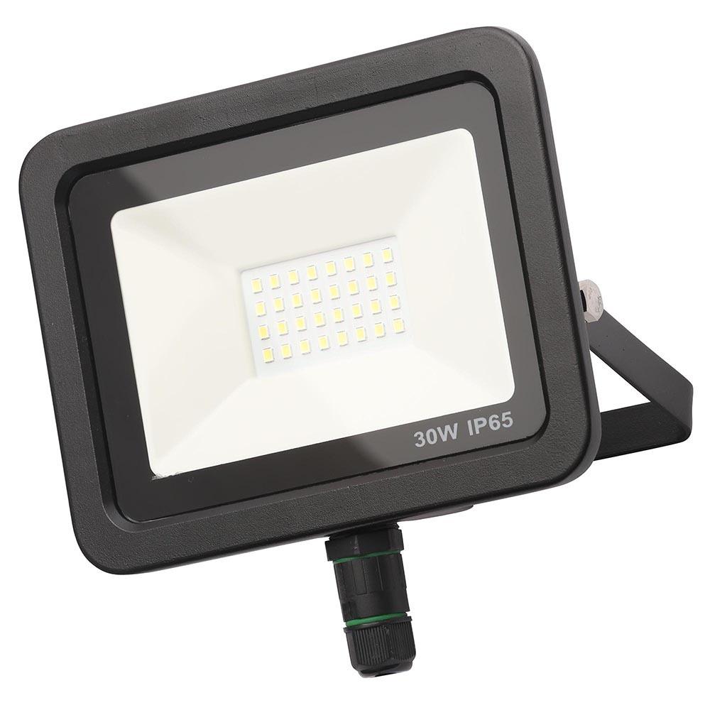 Yarm Outdoor LED 30 Watt Slimline Flood Light