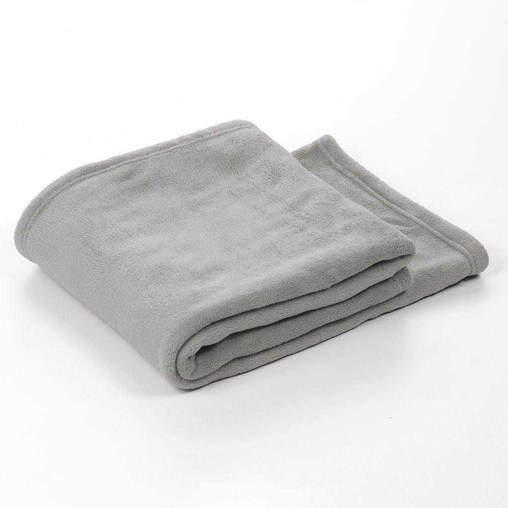 Luxury Micro Fleece Grey