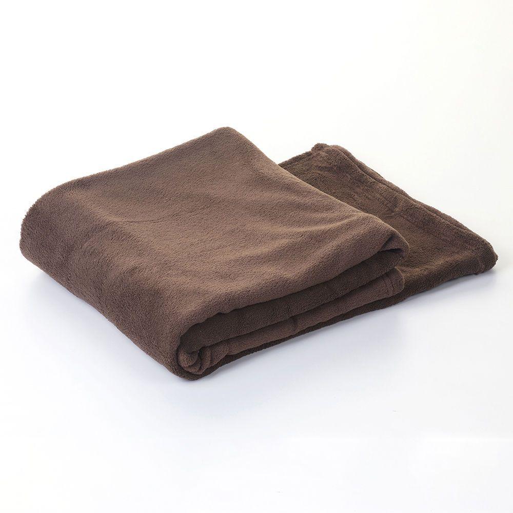 Luxury Micro Fleece Chocolate