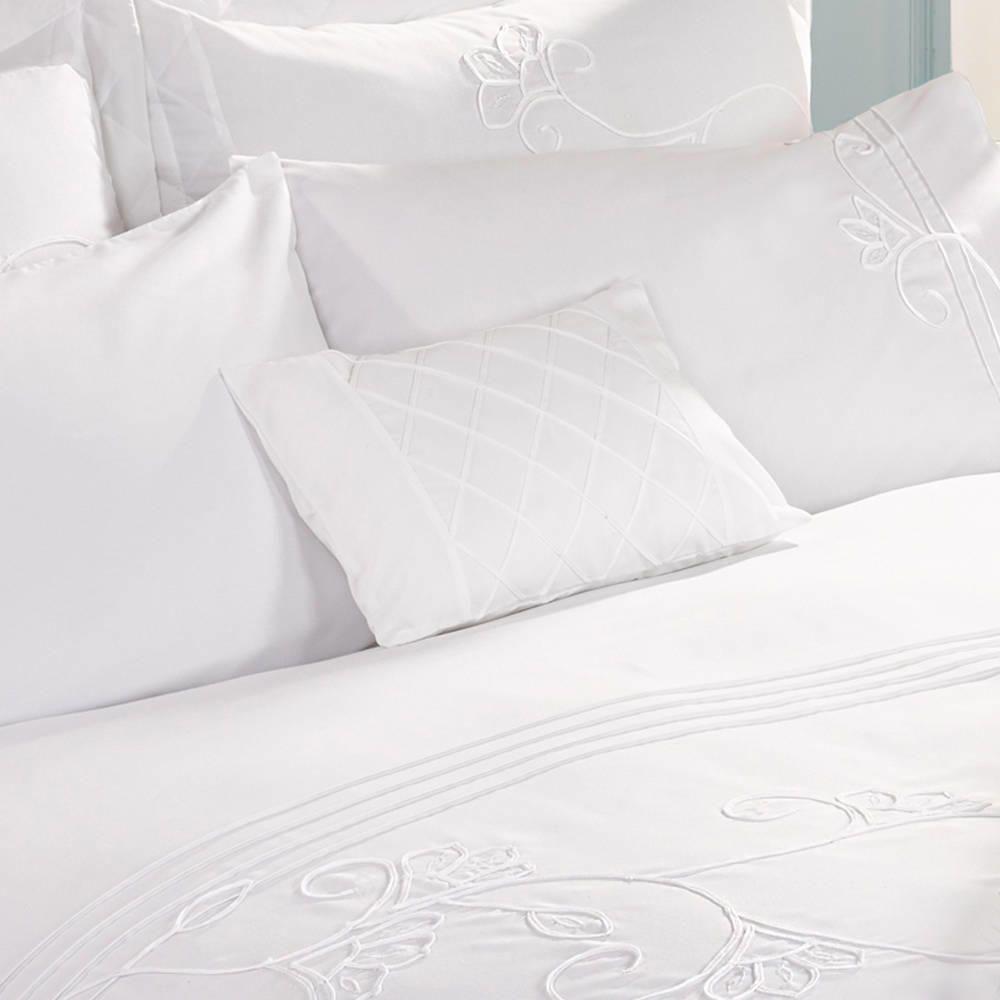 Amelia Boudoir Cushion White