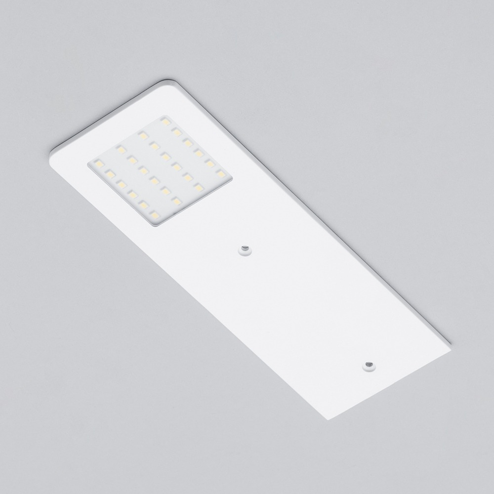 A Guide To Kitchen Lighting From Litecraft: Slimline Kitchen LED Under Cabinet Light - White