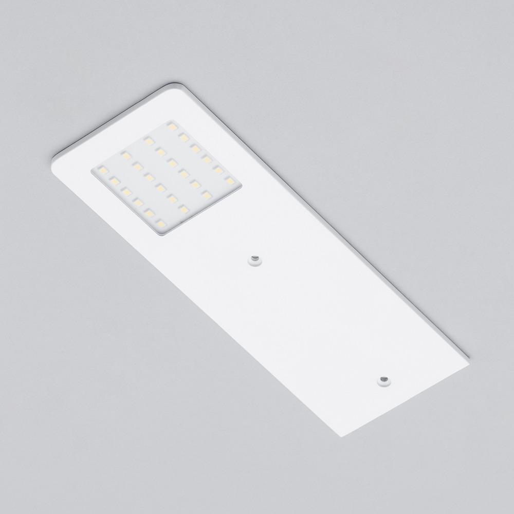 Kitchen Led Under Cabinet Lighting: Slimline Kitchen LED Under Cabinet Light - White