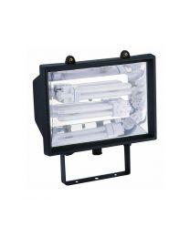 Outdoor Security Floodlight Energy Saving - Black