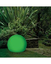Xantian LED Outdoor Light Up 45cm Ball - Green