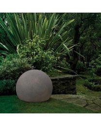 Xantian LED Outdoor Light Up 60cm Ball - Dark Grey